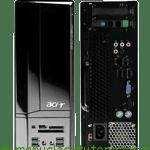 Manual usuario PDF Acer Aspire 1200