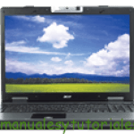 Manual usuario PDF Acer Aspire 1450