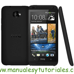 HTC Desire 601 manual pdf español