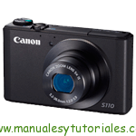 Canon PowerShot S110 manual de usuario pdf