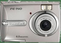Olympus FE-140 Manual de usuario en PDF Español