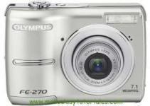 Olympus FE-270 | Manual de usuario pdf español