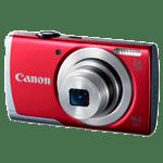 Canon PowerShot A2500   Guía y manual de usuario en PDF español