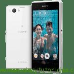 Sony Xperia Z1 Compact Manual de usuario en PDF