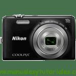 Nikon Coolpix S6700 Manual de usuario PDF Español
