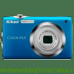 Nikon Coolpix S3000 Manual de usuario en PDF
