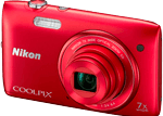 Nikon Coolpix S3400 Manual de usuario en PDF