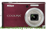 Nikon Coolpix S610 | Manual de usuario pdf español
