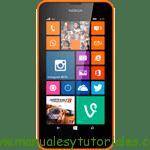 Nokia Lumia 635   Guia de usuario PDF español