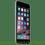 iPhone 6   Manual de usuario en pdf español