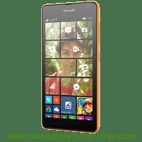 Microsoft Lumia 535 Manual de usuario PDF español