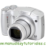 Canon PowerShot SX100 IS | Manual de usuario PDF español