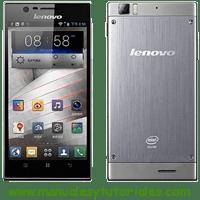 Lenovo K900 Manual de usuario PDF español
