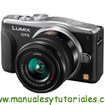 Panasonic Lumix GF6 Manual de usuario PDF español