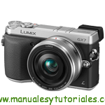 Panasonic LumixG GX7 Manual de usuario PDF español