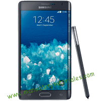 Samsung Galaxy Note Edge Manual de usuario PDF español