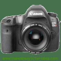 Canon EOS 5DS Manual de usuario PDF Español