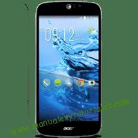 Acer Liquid Jade Z Manual de usuario PDF español