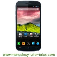 Wiko CINK FIVE Manual de usuario PDF español
