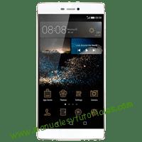Huawei Ascend P8 Manual de usuario PDF español