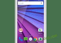 Motorola Moto G Manual de usuario PDF español