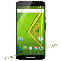 Motorola Moto X Play Manual de usuario PDF español