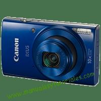 Canon IXUS 180 Manual de usuario PDF español