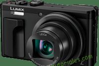 Panasonic Lumix TZ80 Manual de usuario PDF español
