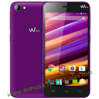 Wiko JIMMY Manual de usuario PDF español