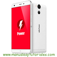 Ulefone Power Manual de usuario en PDF español
