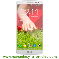 LG G2 mini Manual de usuario PDF español