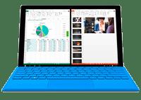 Microsoft Surface PRO 4 Manual de usuario PDF español