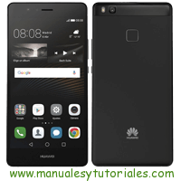 Huawei P9 Plus Manual de usuario PDF en español