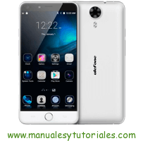Ulefone Be Touch 3 Manual usuario PDF español