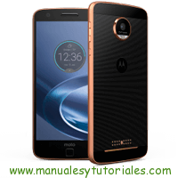 Motorola Moto Z Force Droid Manual de Usuario PDF smartphone moto