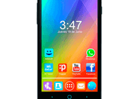 ZTE KIS II MAX Manual de Usuario PDF