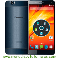 Panasonic P61 Manual de Usuario PDF
