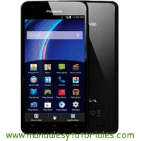 Panasonic P81 Manual de Usuario PDF