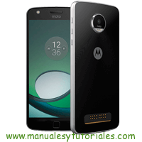 Motorola Moto Z Play Droid Manual de Usuario PDF