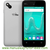 Wiko SUNNY Manual de Usuario PDF