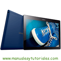 Lenovo TAB 2 A10-30 Manual de Usuario PDF