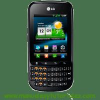 LG Optimus pro Manual de Usuario PDF