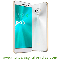 Asus ZenFone 3 Manual de Usuario PDF