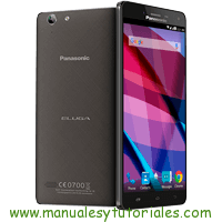 Panasonic Eluga Icon 2 Manual de Usuario PDF