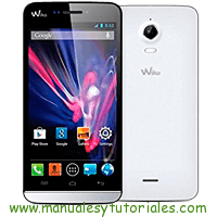Wiko WAX 4G Manual de Usuario PDF