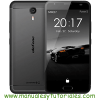 Ulefone Power 2 Manual de Usuario PDF