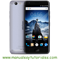 Ulefone U008 pro Manual de Usuario PDF