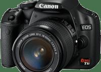 Canon EOS REBEL T1i Manual de Usuario PDF