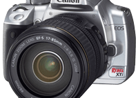 Canon EOS REBEL Xti Manual de Usuario PDF