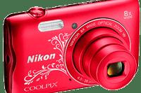 Nikon Coolpix A300 Manual de Usuario PDF